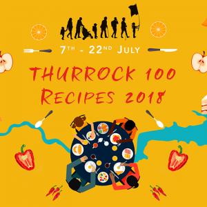 Thurrock 100 Recipes 2018