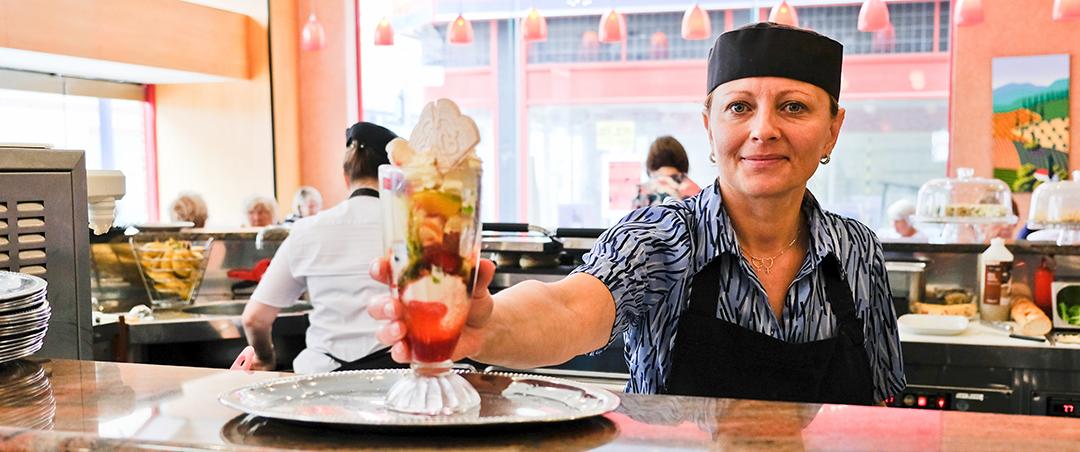 10 July - Ice Cream walk in Southend!