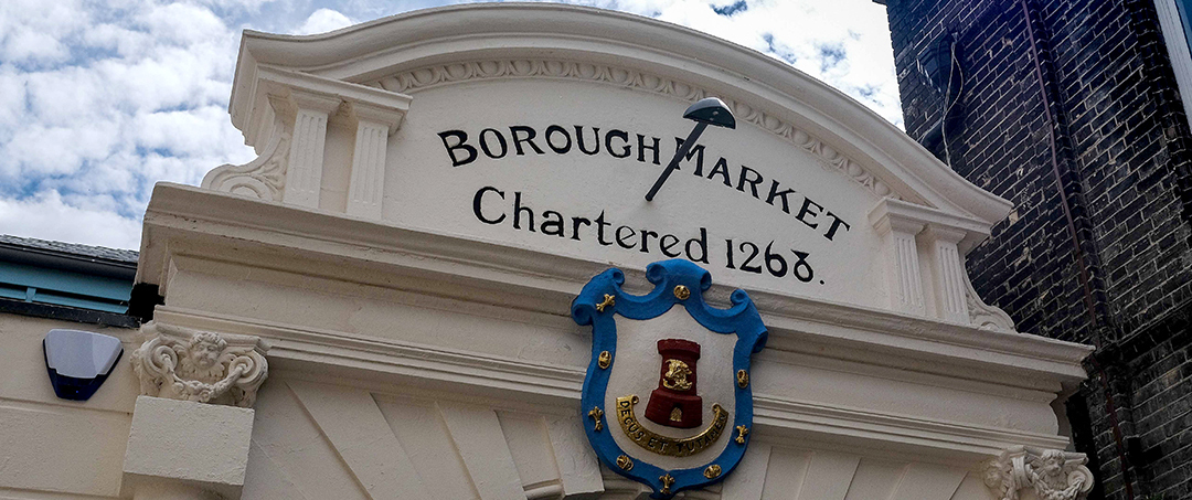 18 July - Gravesend tour – Traditional English and World Cuisine!