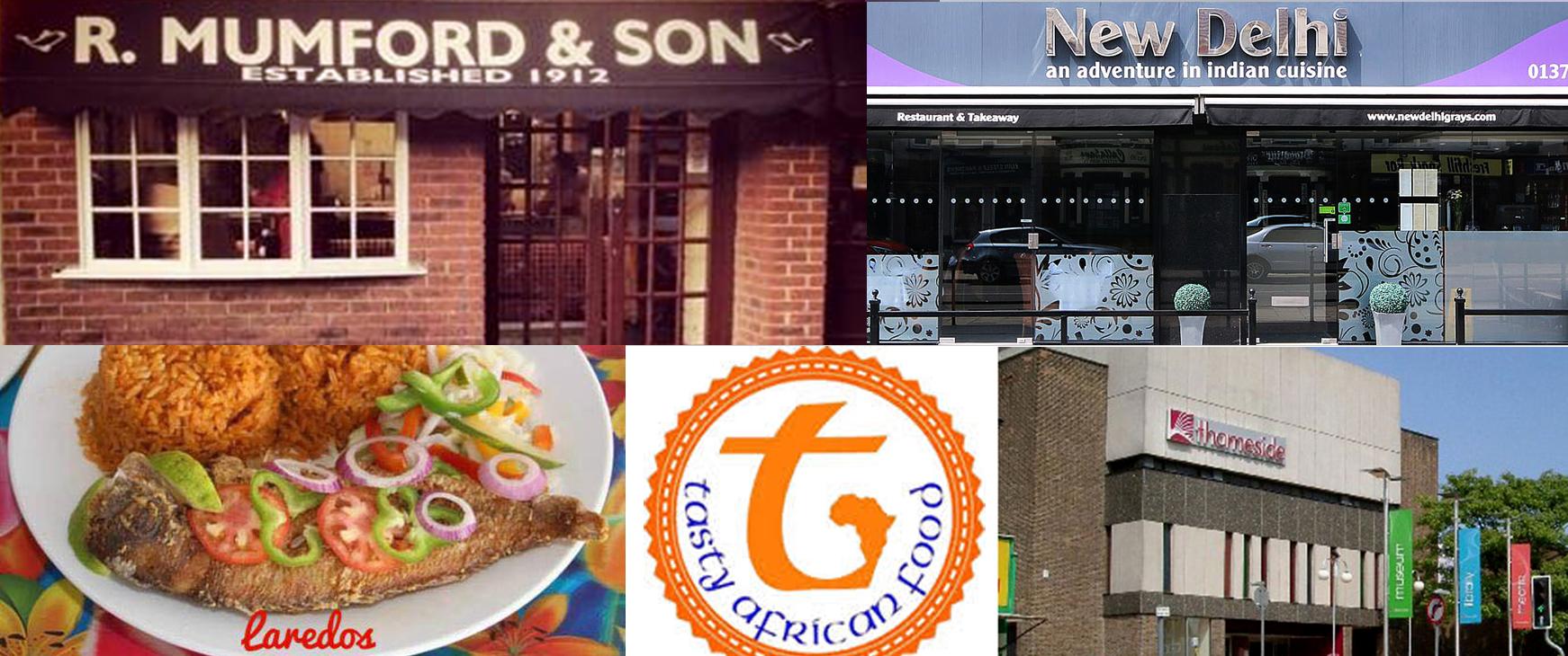 19 July - Grays Town - world taste trail!