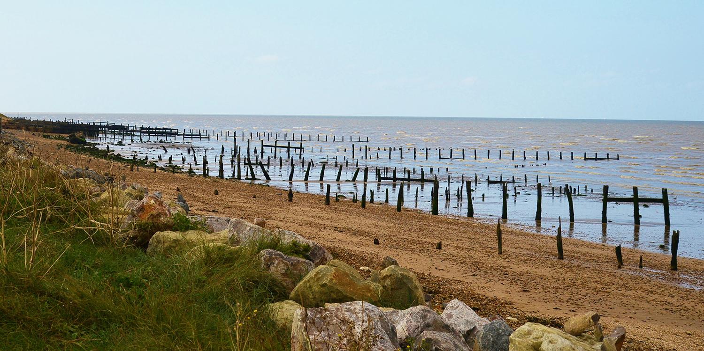 Leysdown-on-sea photo by Barry Marsh