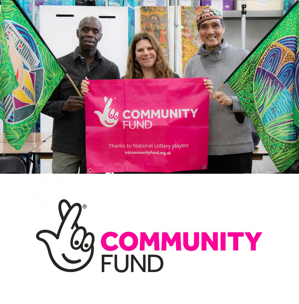 T100 celebrates Community Fund grant award