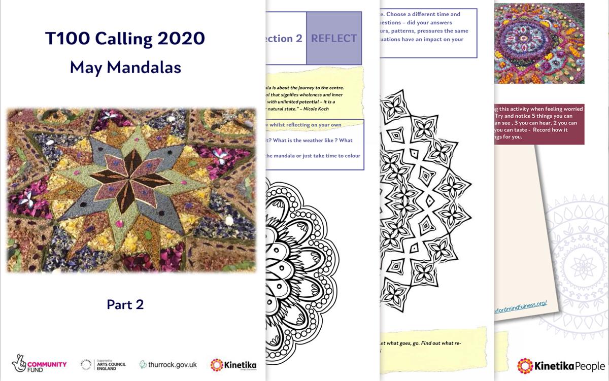 May Mandala activity pack 2 download
