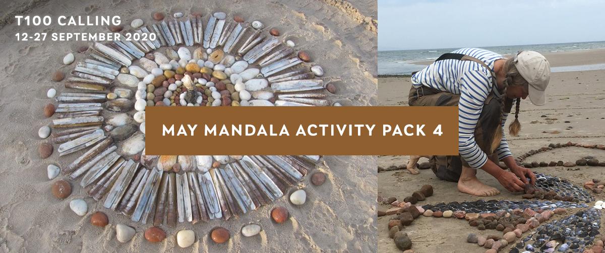 May Mandala activity pack 4
