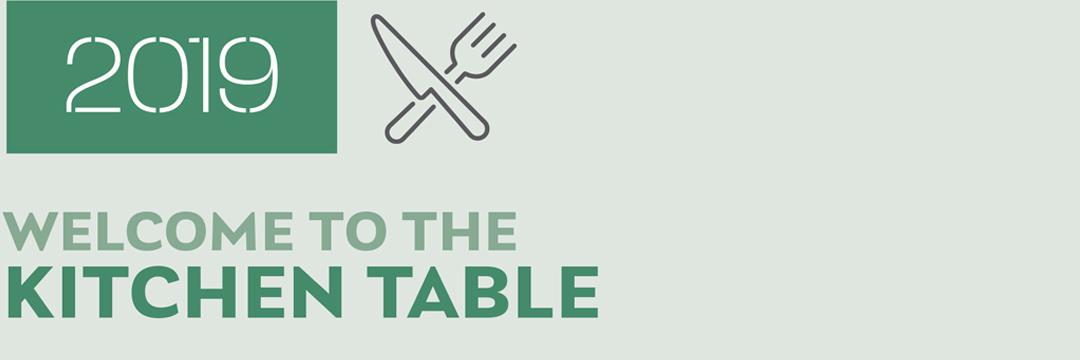 2019 kitchen table