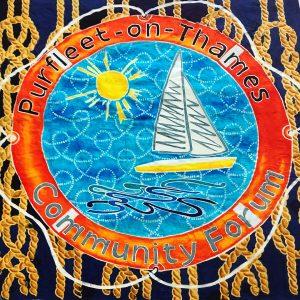 Purfleet flag by Jacci Todd_web
