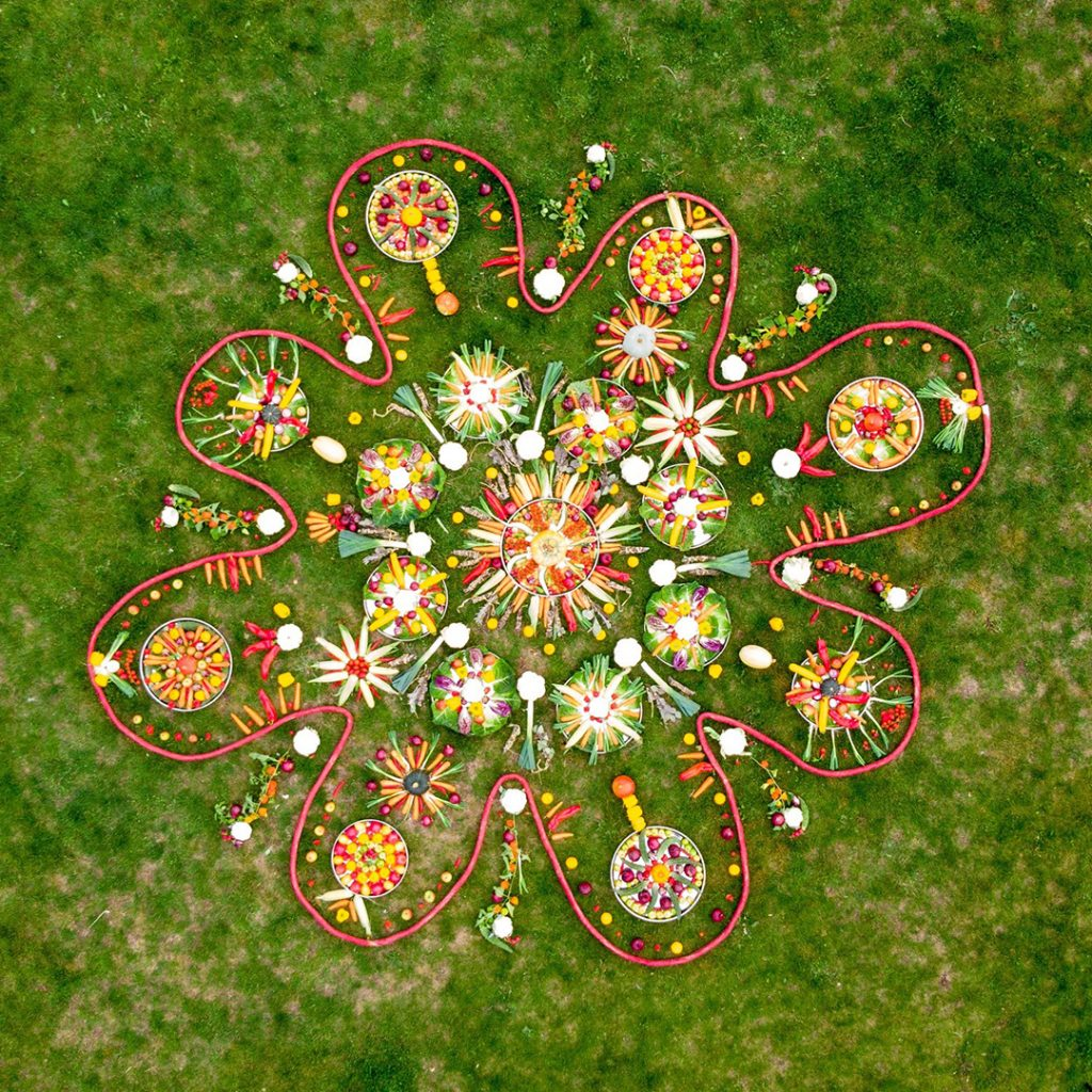 Grow Your Own Mandala Purfleet