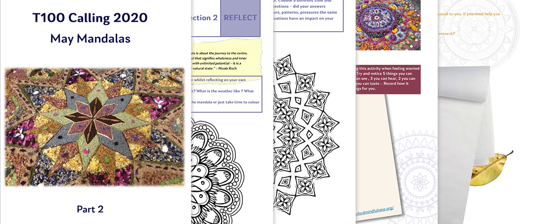 Free Mandala Activity Pack to download
