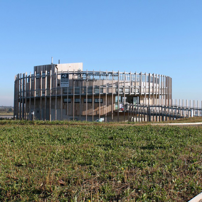 Thurrock Thameside Nature Park visitor centre