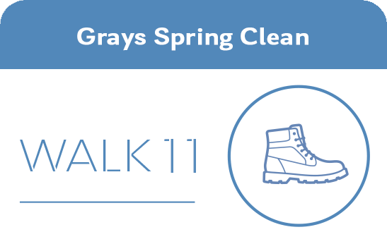 Grays spring clean