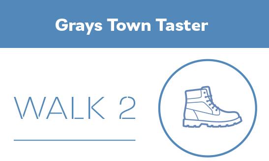 Walk 2 Grays Town Taster