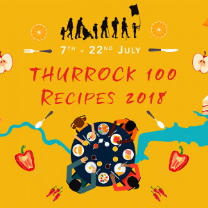 Thurrock 100 Recipes 2018