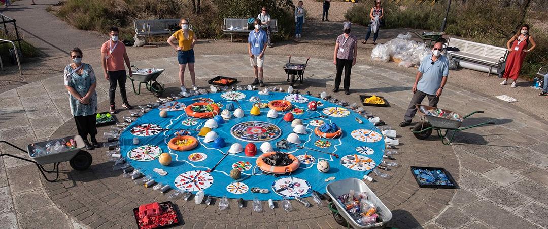 Spring Clean Mandala Gallery