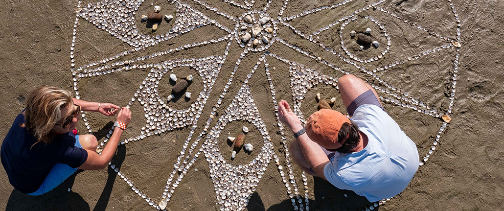Tide Turning Mandala Gallery